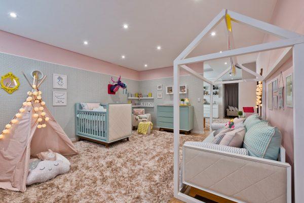 Veja incríveis inspirações para decorar um quarto de menina com estilo e charme.