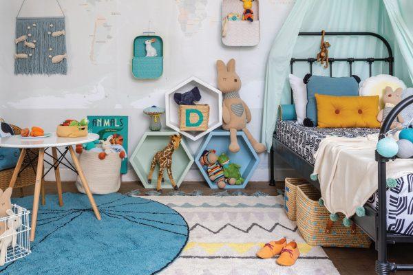 Ideias para decoração de quarto infantil